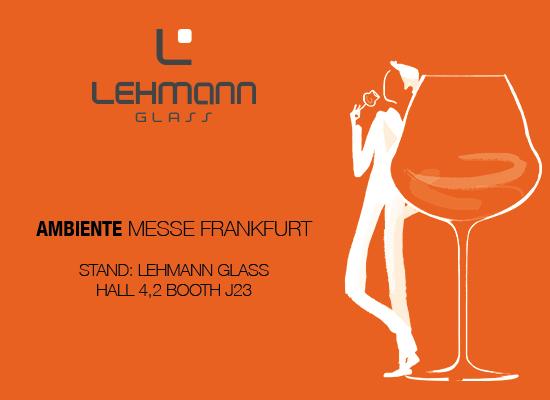 Lehmann Glass - feria ambiente Frankfurt