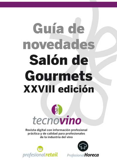 guía novedades salon gourmets 2014 - exportcave